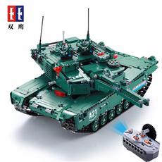Toy, Tank, Weapons, Children