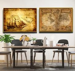 art, Home Decor, canvaspainting, house