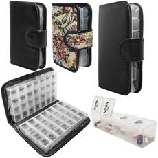 case, Box, pillbox, portable