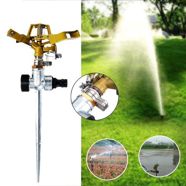 water, autosprinkler, irrigationsystem, sprinkler
