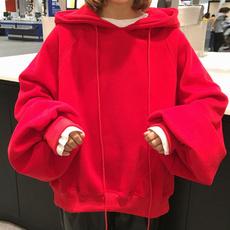 Moda, pullover hoodie, Manga, puffsleevesweater