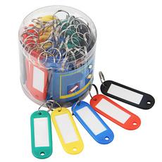 idlabel, keytag, Key Chain, Jewelry