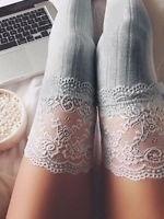 Sheer, Plus Size, Knitting, Lace