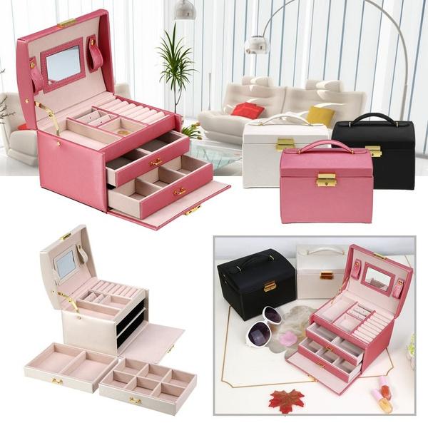 Box, Storage & Organization, Container, Jewelry