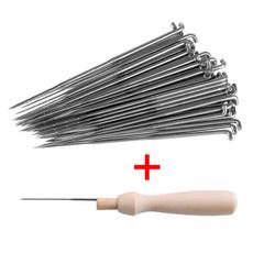 millinginsert, needlefeltingtool, Pins, plcmodule