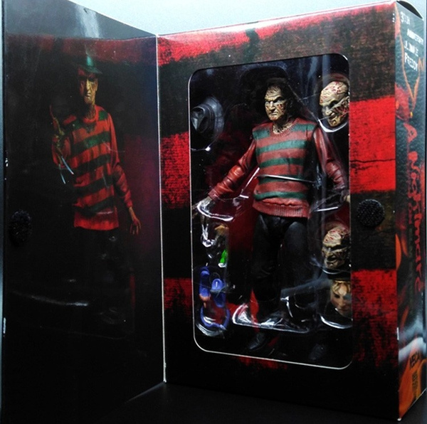 Collectibles, Pvc, Toy, krueger