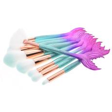 profoundationbrush, Makeup, Beauty, eyebrushesset