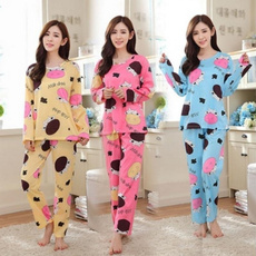 cute, sleepwearsuit, Fashion, Sleeve