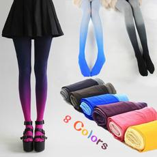 Leggings, Fashion, ombrestocking, Elastic