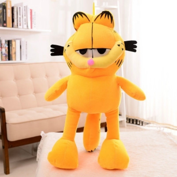 New Arrival Jumbo Garfield Odie Plush Toy Cute Cat Giant Animal Stuffed Doll Gift Wish
