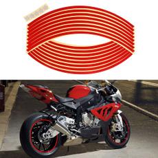 decorativestickersformotorcycle, motorcyclewheelrimprotector, rollmotorcyclewheelhubtiresticker, reflectiverimstripsticker