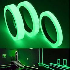 decoration, fluorescentgreen, luminoustape, Home & Living