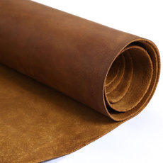 brown, hide, cow, leather