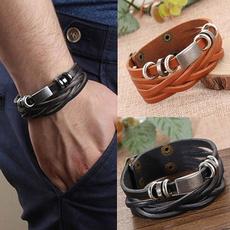 wristbandbracelet, cuff bracelet, Wristbands, leather