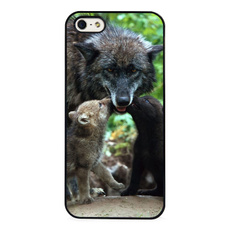 wolve, case, Cases & Covers, cute
