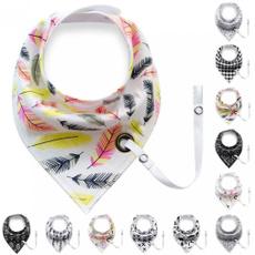 Head, Fashion, Triangles, bandanabib