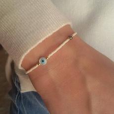 Beaded Bracelets, eye, Jewelry, redfriendshipbracelet