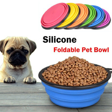 dogfoodcontainer, pet bowl, Mascotas, foldabledogbowl