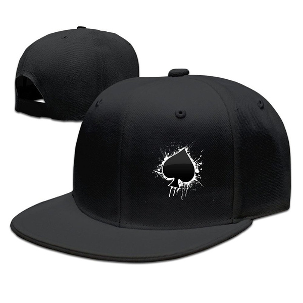 Poker, Adjustable, snapback cap, Hats