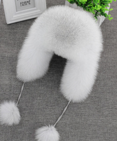 trapperhat, fur, Winter, ushankahat