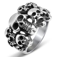 Sterling, Goth, bandring, 925 sterling silver