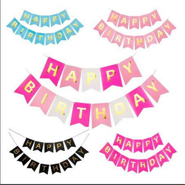bunting, Beautiful, Decor, babyshowerdecoration