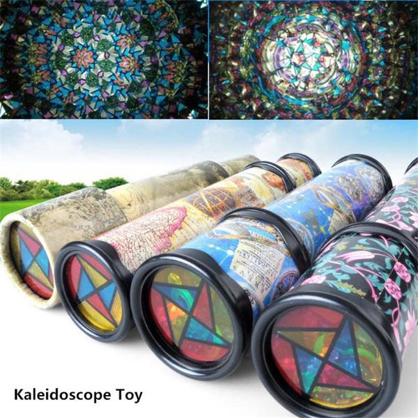 Toy, Colorful, magicpuzzlekaleidoscope, Children's Toys
