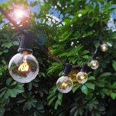 backyardlighting, Exterior, Dancing, lights