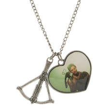 Gray, Jewelry, Heart, walkingdead
