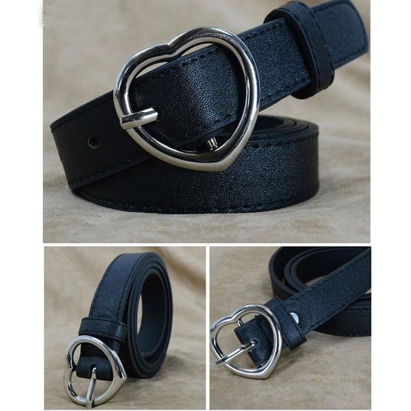 designer belts, silverbeltbuckle, Leather belt, Pins