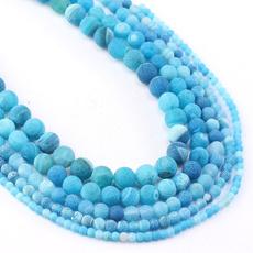 sky blue, Blues, Jewelry, weathered