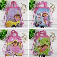 cartoonbag, Drawstring Bags, Backpacks, School