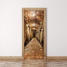 Wall Art, Home Decor, doorsticker, Waterproof