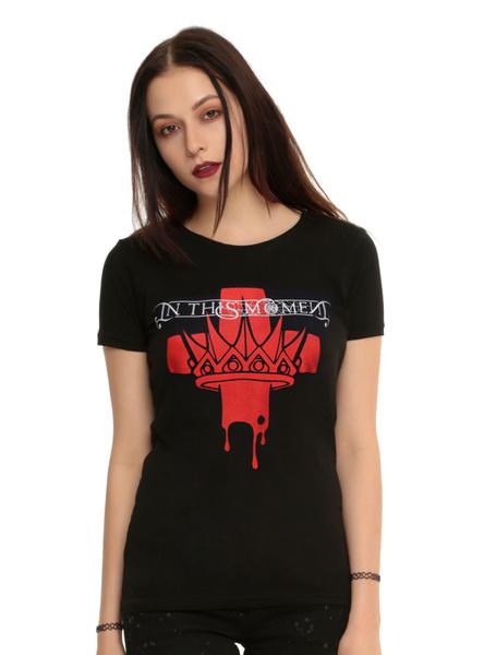 Summer, womensshortsleevetshirt, Fashion, womenspersonalitytshirt