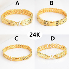 Beaded Bracelets, Fashion, gold bracelet, gold