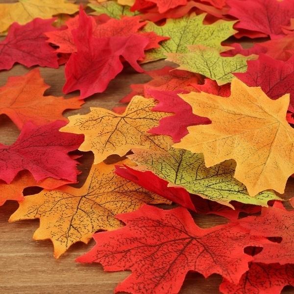 artificalfoliage, silk, leaf, Home Decor