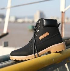 casual shoes, Boy, Suede, Winter