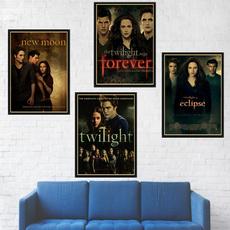 Antique, Vintage, Twilight, vintageposter