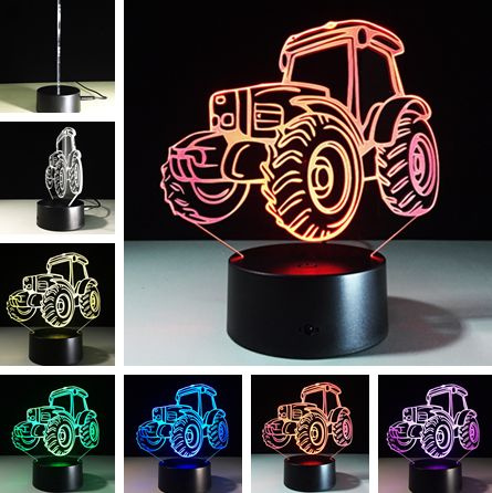 3dlamp, Decor, Fashion, led