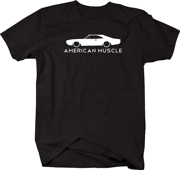 Dodge, americanmuscle, Fashion, Cotton Shirt