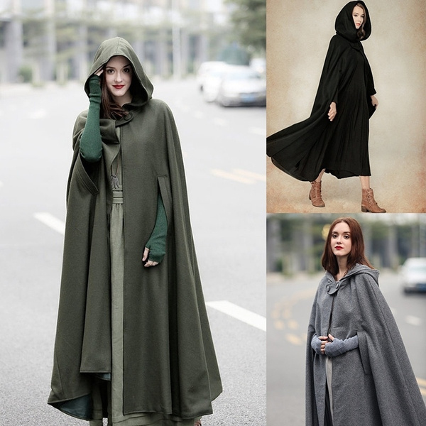 Fashion, Coat, Medieval, Cosplay Costume