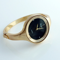 Steel, quartz, dress watch, Jewelry