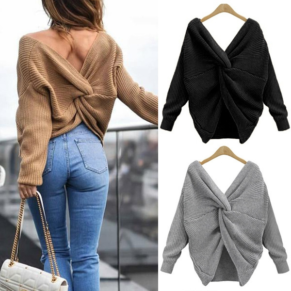 fallclothe, Women Sweater, sweaters for women, Sleeve