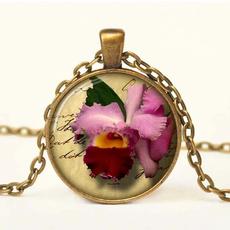 glassartjewelry, Flowers, art, Jewelry