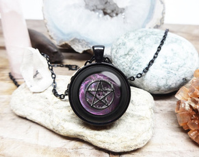 glassartjewelry, wiccan, Jewelry, Gifts