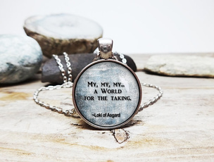 glassartjewelry, Jewelry, giftglassnecklace, Quotes