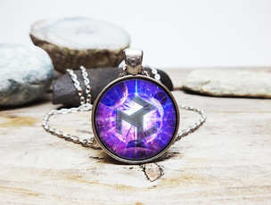 glassartjewelry, Jewelry, Gifts, giftglassnecklace