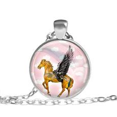 glassartjewelry, horse, ancient, Jewelry