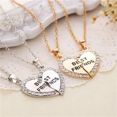 Heart, jeweleryampwatche, gold, heart pendant