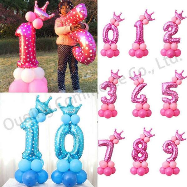 latex, foilballoon, Shower, Balloon